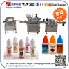 Hot Seal !!! Four Heads Straight Line Auto Filling Capping Machine for E-liquid