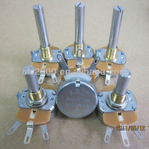 sakae wire wound potentiometers