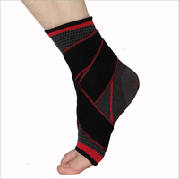 2018 CE FDA Shipping Goods to Amazon Ankle Support Foot Sleeve with Ankle Stabilizer Strap
