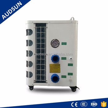Portable Swimming Pool Heat Pump,Ice Bath Recovery Cooling System,High Cop  Water Chiller - Buy Water Chiller,Heat Pump,Electric Pool Heater Product on  ...