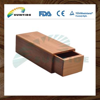 China Custom Wood Glasses Case Wholesale Bamboo Eyeglass Case ...
