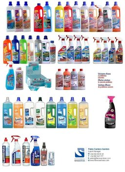 Household Cleaning Products From Spain