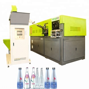 Low Investment Good Quality PET Jar plastic bottle making machine price of 6 cavity bottle blowing machine