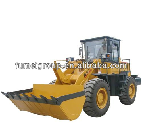 with ce cummins engine,joystick,quick hitch 3ton zl30 wheel loader