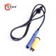220V 70W Electric Soldering Iron FM2028 Plastic Carry Handle for Hako T12 Station