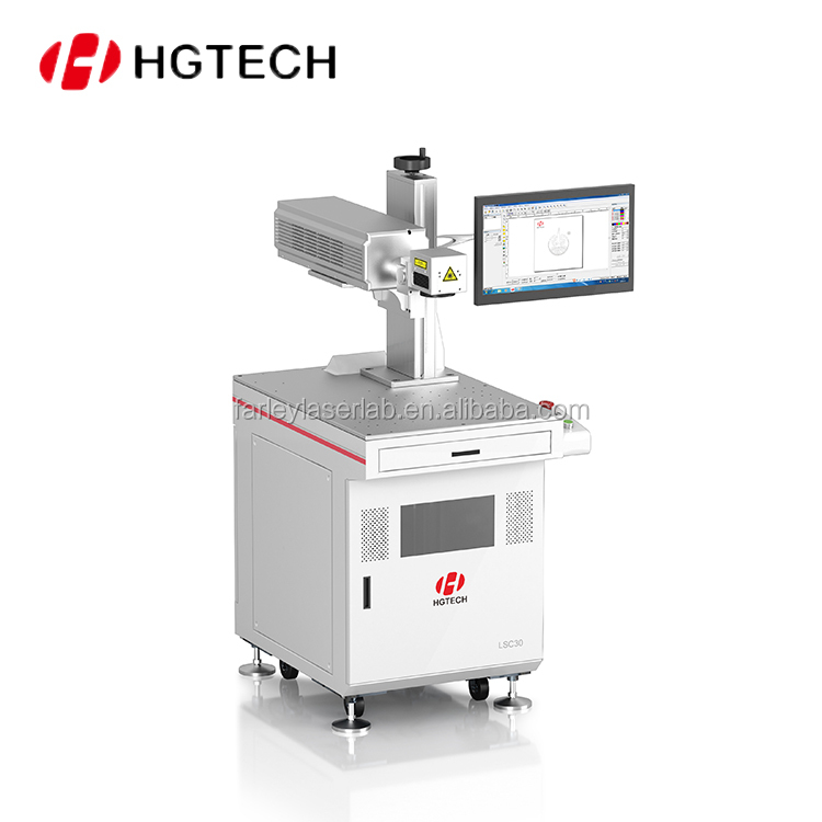 CE Approval High Quality CO2 laser marking machine