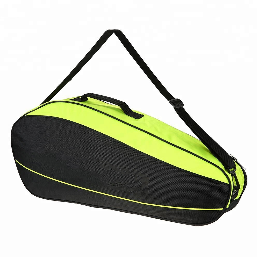 OEM custom portable tennis racquet badminton racket bag