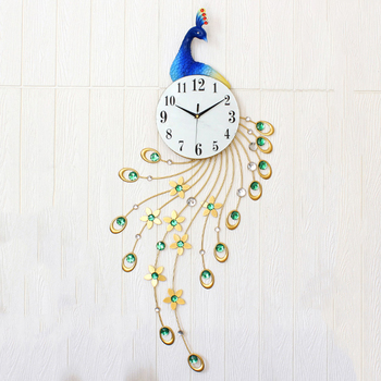 Whole Metal Arts And Crafts Handmade Wall Clocks Pea Unique Gift Ideas Art