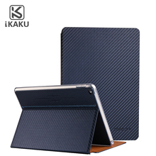 KAKU New Design Leather Wallet Folio Case For iPad Air 2 Cover