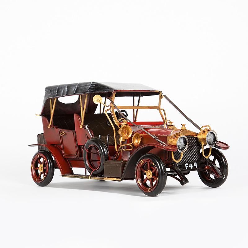 Decorative Metal Vintage Car Models For Sale - Buy Antique Metal ...