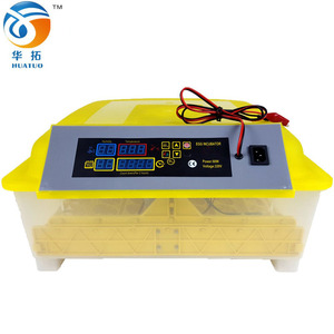 2016 High Quality Small Chicken Egg Incubator for sale HT-48 12v 48 eggs