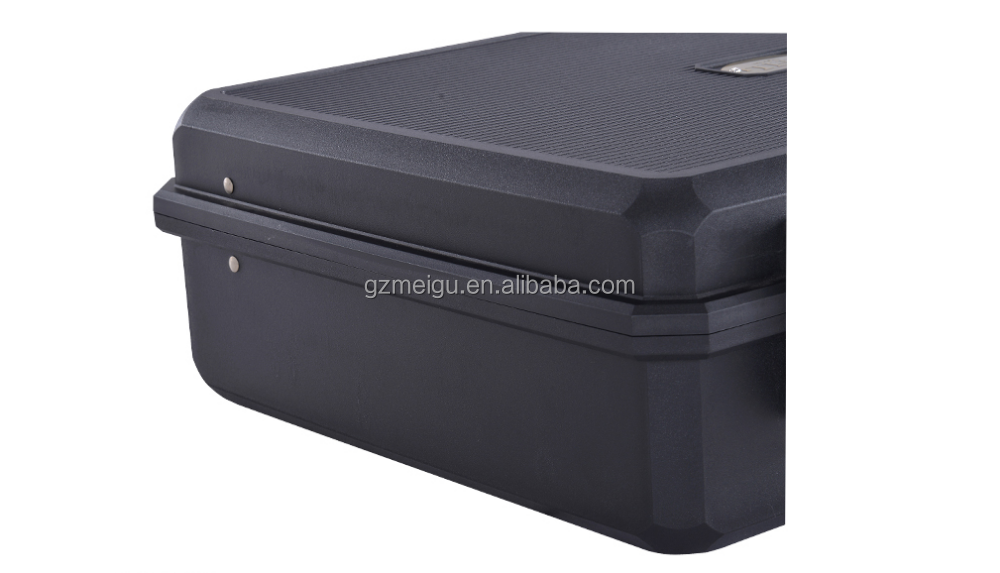 Fashion Plastic Tool Case Box/Suitcase/ Luggage with Handle and Metal Locks_700100854
