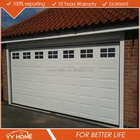 YY Home cheap garage doors /garage door opener / used garage doors salecomply with Australia Standard AS2047
