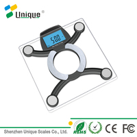 personal smart comparison bone density weighing bluetooth commercial digital body weight scale