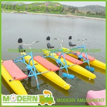 adult inflatable water bike pedal boats for sale