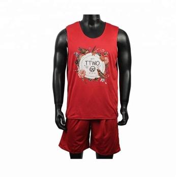 ccef5976029b Fashion new design jerseys balls basketball uniforms basketball vest ...