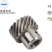 CNC cutting machine Special-purpose Gear Nylon wheel Small Helical/ Spur gear Retarder A complete set Machine tool gear