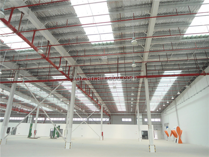 high quality cheap low cost prefab warehouse metal shed sale