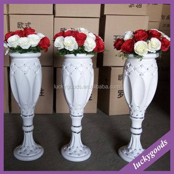 Wedding And Event Decorative Floor Standing Decoration Flower Tall Vase For Sale Buy Decoration Flower Tall Vase Tall Plastic Flower Vases Floor Decorative Flower Vases Product On Alibaba Com