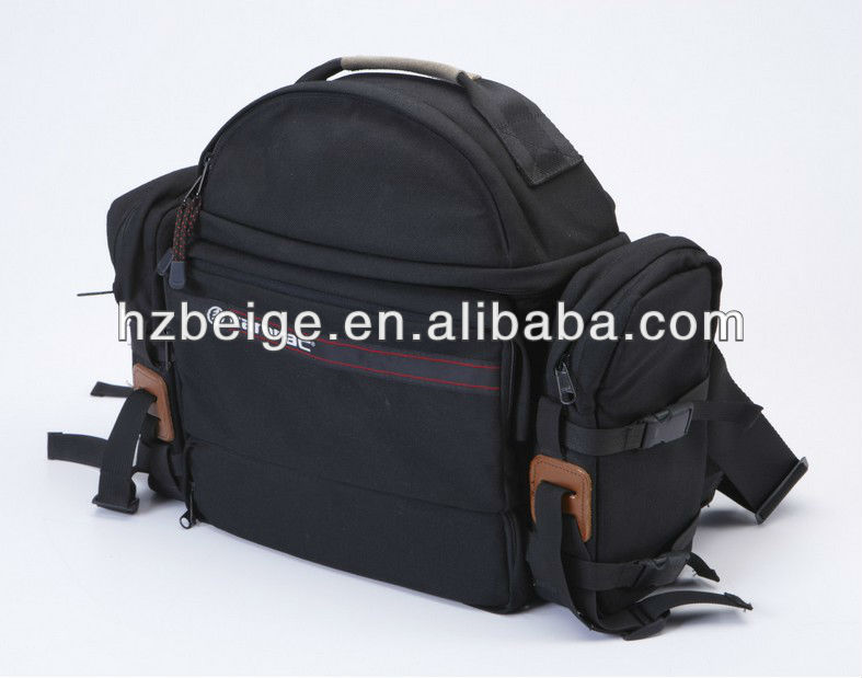 china wholesale polyester Photography Backpack with pockets