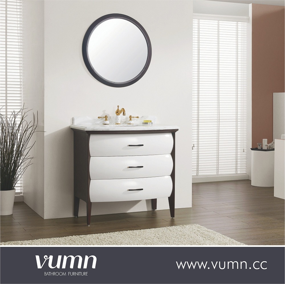 Melamine Bathroom Vanity, Melamine Bathroom Vanity Suppliers and ...