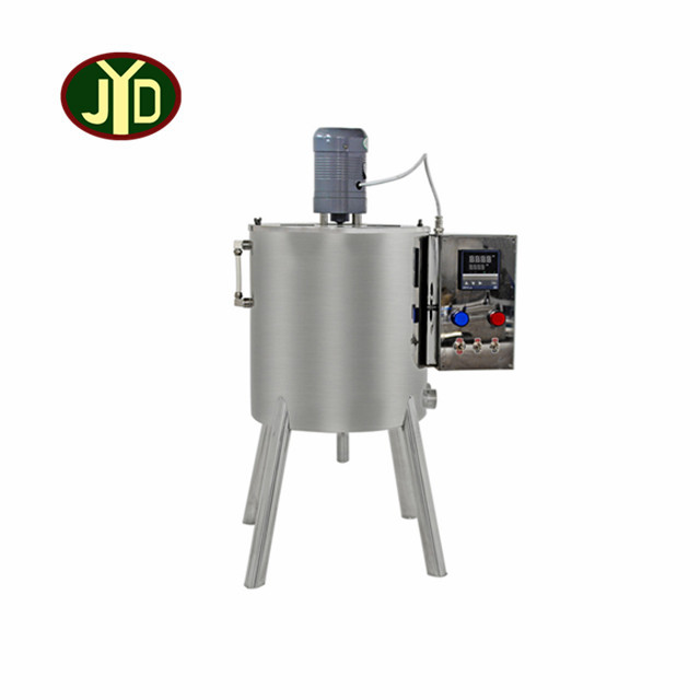 JYD machine Top quality crayon filling machine/heating lipstick filling machine/lipstick mixer and filling