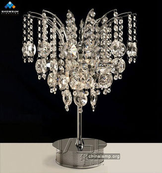 Crystal Table Light Wedding Table Decorations Buy
