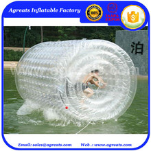 giant water walking rollers inflatable aqua clear water balls with 100%PVC GW7254