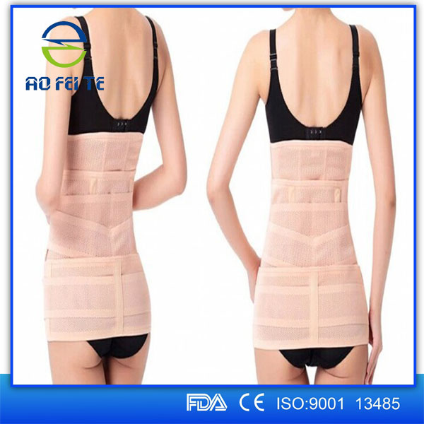 for hot selling abdominal support belt for women