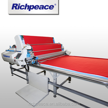 Richpeace Automatic Knit Fabric Spreading Machine