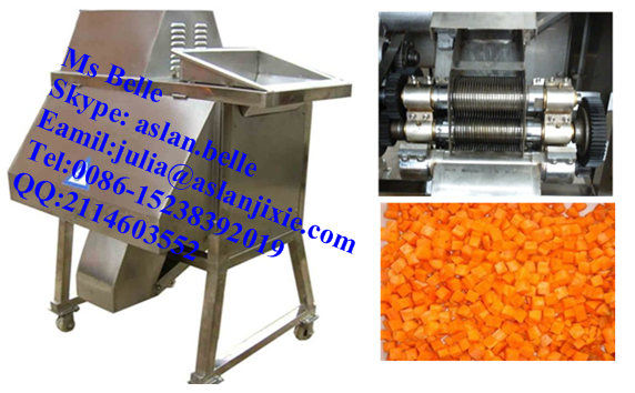 Multifunctional Vegetable and fruit Cutter Machine|Vegetable Cube/Flakiness/Filar Cutting Machine