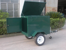 small cargo trailer,outdoor luggage trailer,baggage trailer