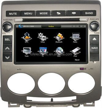 2DIN Car Dvd For Mazda5 2005 60023940475 on dvd players for automobiles