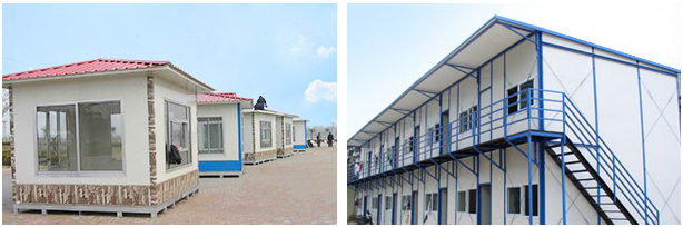 chinese prefabricated wooden houses made in china