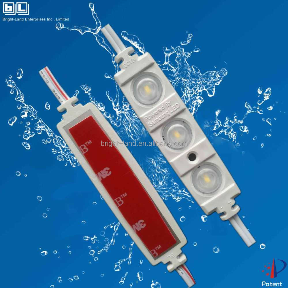 Ul Bright-land Led Channel Letter With Lens/led Module With Lens ...