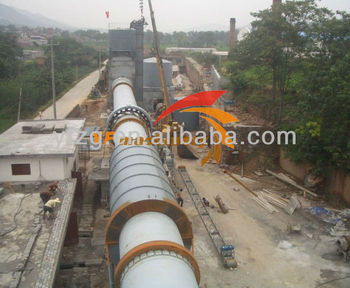 Yufeng Brand Rotary Kiln Used For Drying Lime And Cement/activated ...