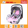 colorful baby safety car seat, baby cradle car seat for group 0+ (0-13kgs)