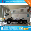 6x4 hino 700 port terminal tractor head truck