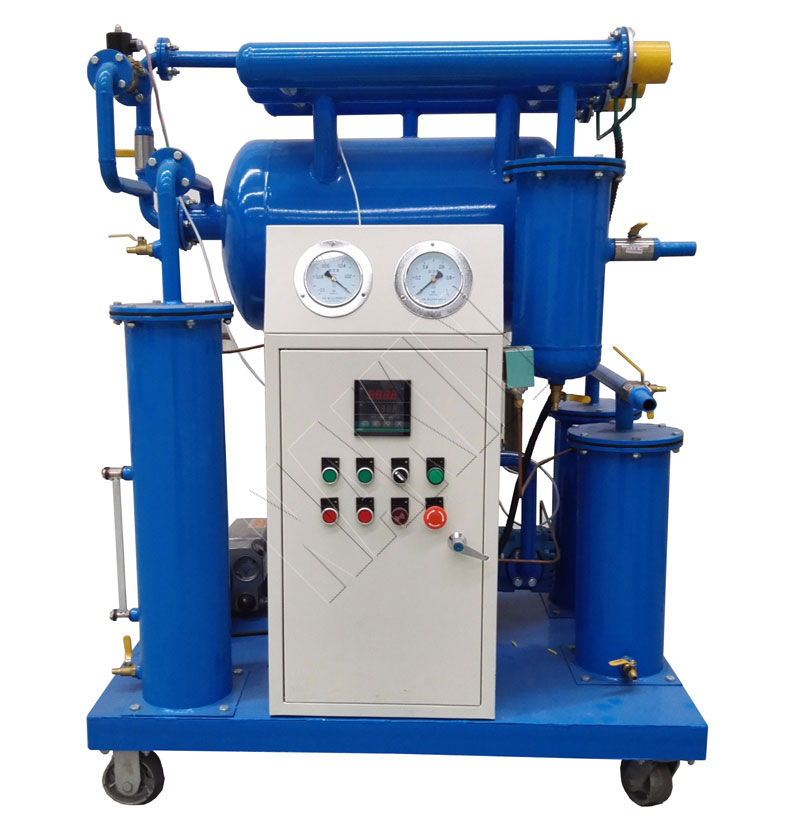NAKIN ZY Single Stage Vacuum Transformer Oil Purifier