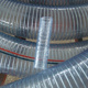 Plastic PVC Steel Wire Reinforced Industrial Water Discharge Hose Pipe