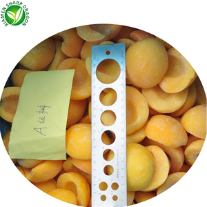Top grade wholesale packing peeled iqf frozen half yellow peach