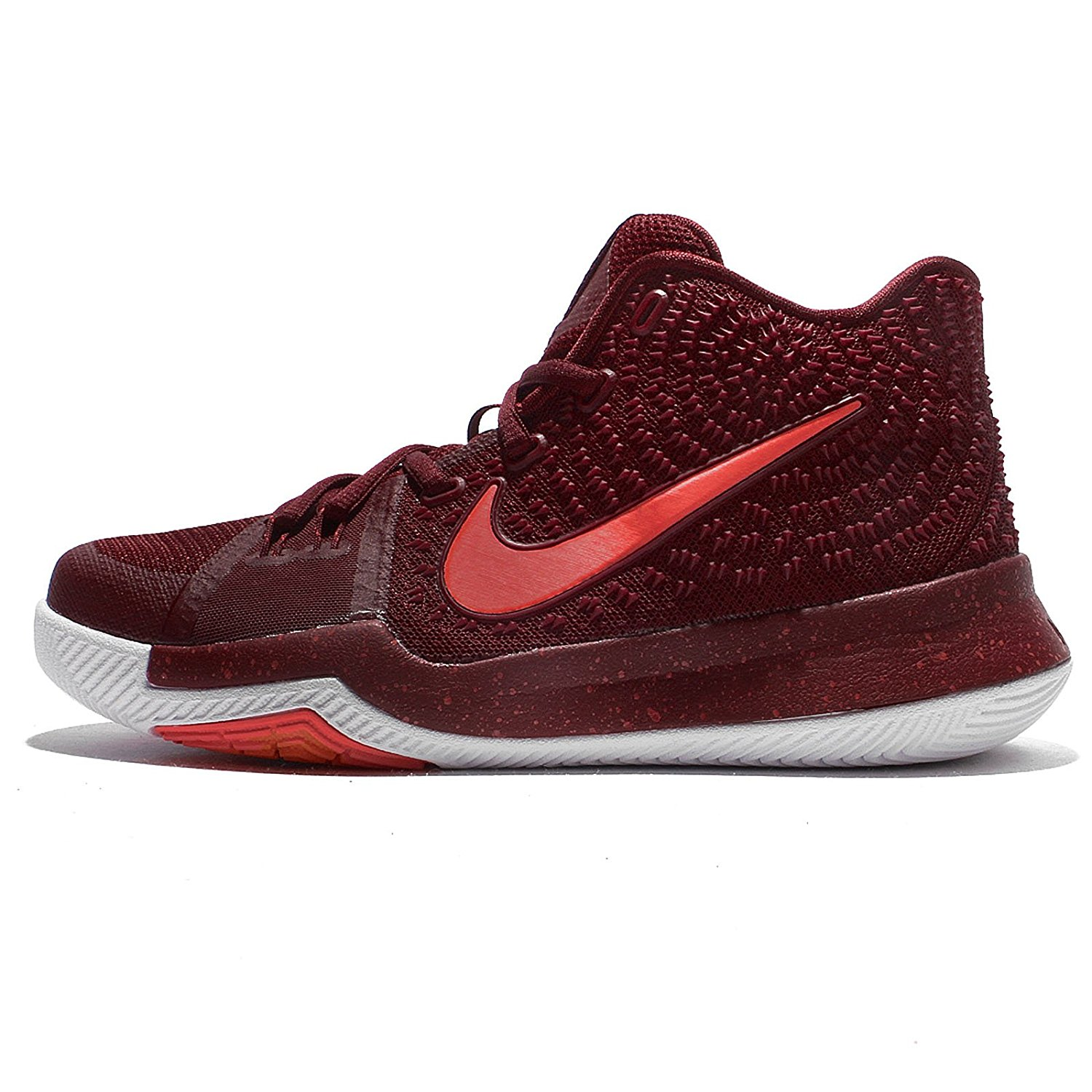 08e78a67ebb4 Get Quotations · Nike Kids Kyrie 3 GS Warning Basketball shoes 859466-681
