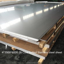 SUS 2B 303 304 stainless steel sheet