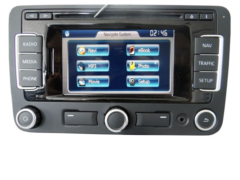 vw tiguan rns310 interface voor 2012 jetta gps. Black Bedroom Furniture Sets. Home Design Ideas