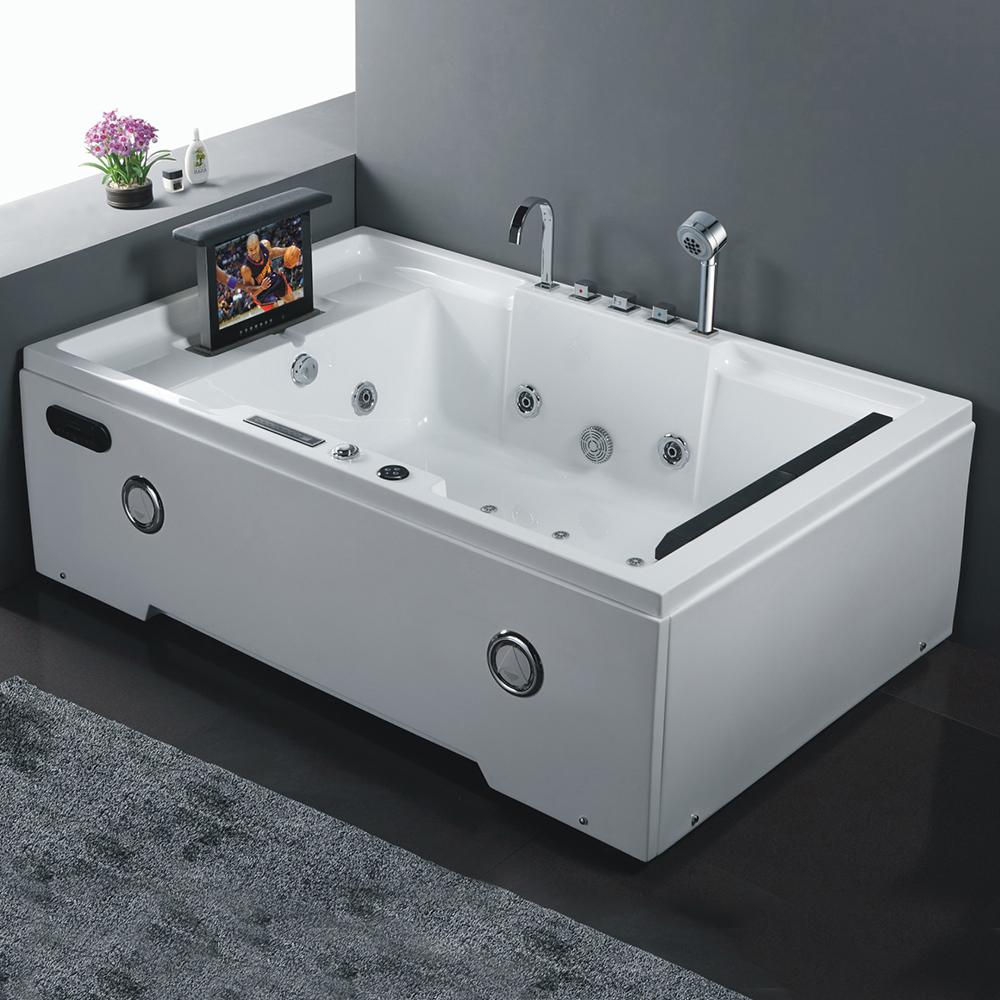 Hs-b305 2 Person Soaking Tub/bathtub Double Sizes/custom Size ...