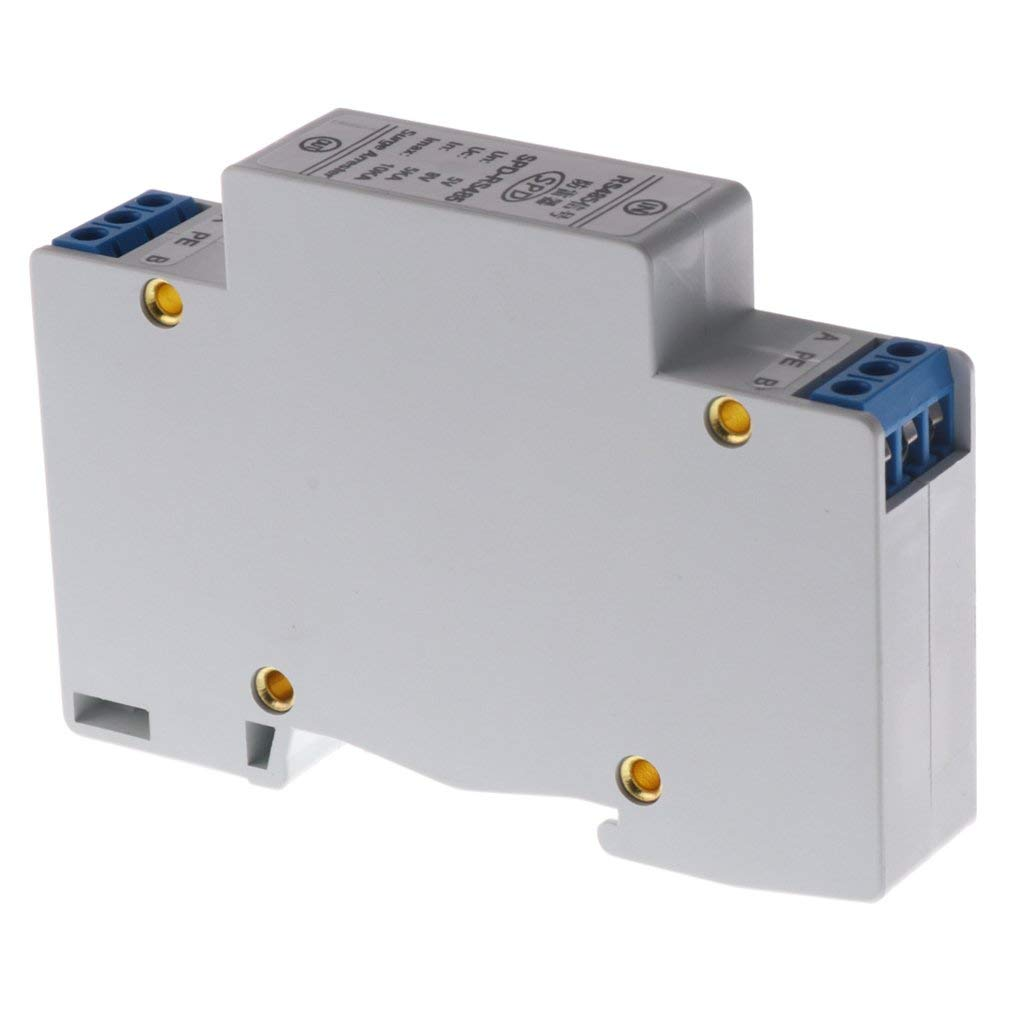 Cheap Voltage Protection Find Deals On Line At Lm317 Overvoltage Get Quotations Monkeyjack Spd Rs485 5 10ka Surge Arrester Device Protector Over