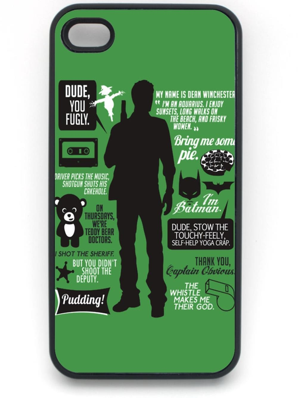 Supernatural Phone Cases Iphone S