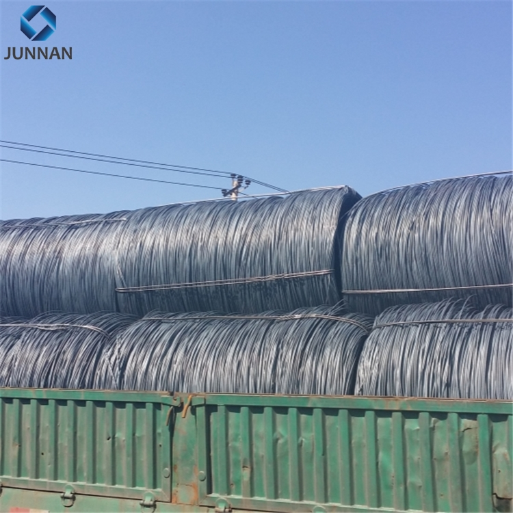 Provide wire mesh barbed wire High Quality Steel Rod