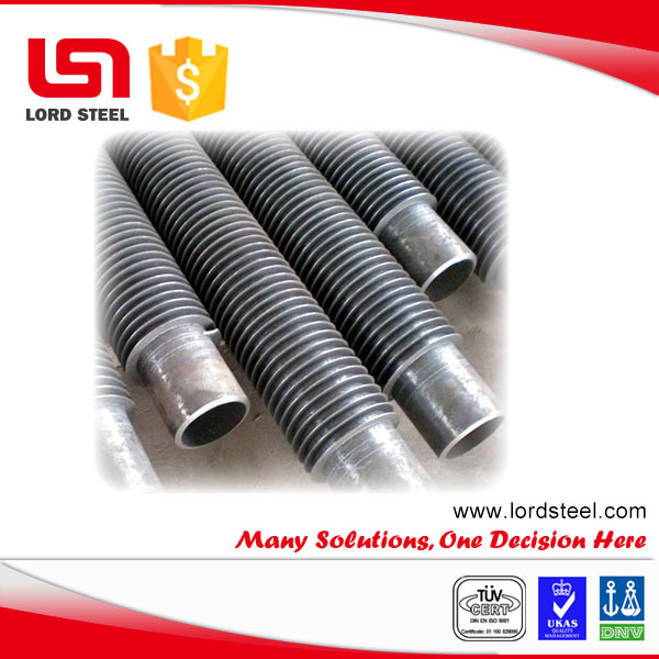 good price finned pipe sa192 steel tube Gr.430 Fin finned pipe