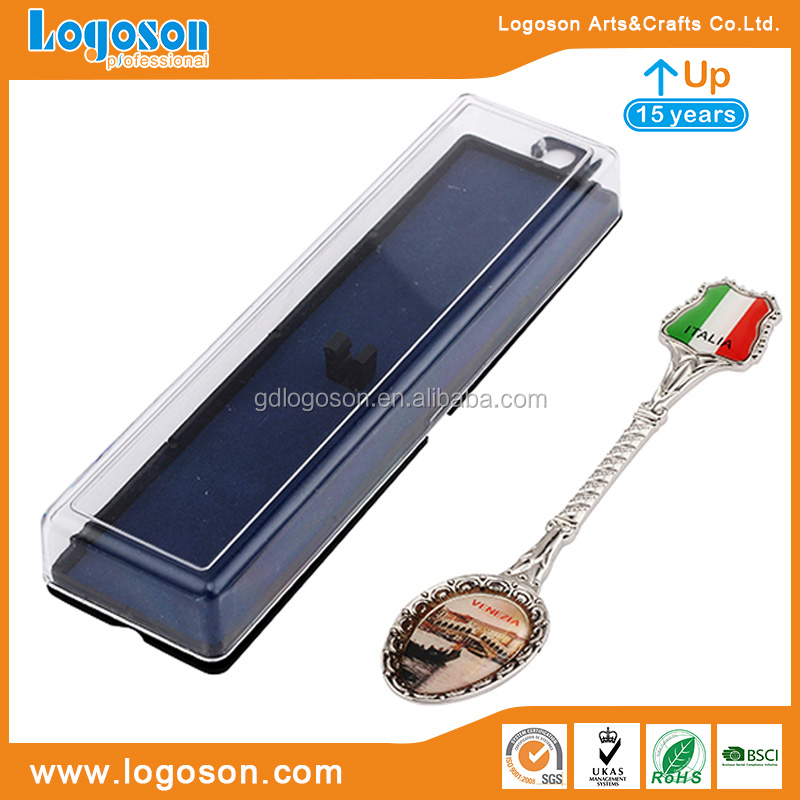 Italy Venice Spoon Shaped Metal Craft Tourism Souvenir Gift